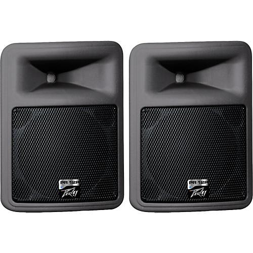 Peavey PR 12D Speaker Pair