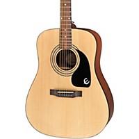 Deals on Epiphone PR-150 Acoustic Guitar Natural