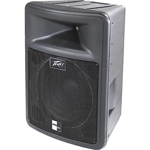 peavey pr 15p powered pa speaker musician 39 s friend. Black Bedroom Furniture Sets. Home Design Ideas