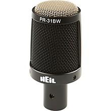 Heil Sound PR 31 BW Short Barrel Large-Diaphragm Dynamic Mic
