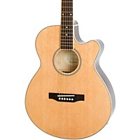 MusiciansFriend.com deals on Epiphone PR-4E LE Acoustic-Electric Guitar Natural
