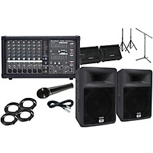 Peavey PR12 with Phonic Powerpod 780 Mains and Monitors Package