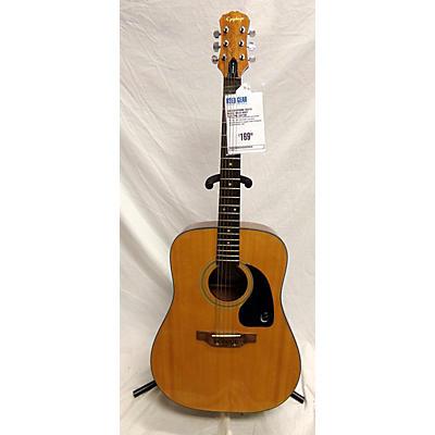 Epiphone PR200 Acoustic Guitar