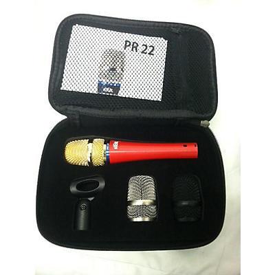 Heil Sound PR22 Microphone Kit Dynamic Microphone