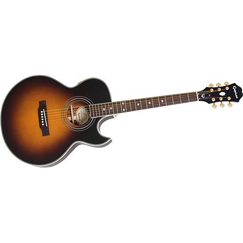 Epiphone PR5-E Acoustic-Electric Guitar