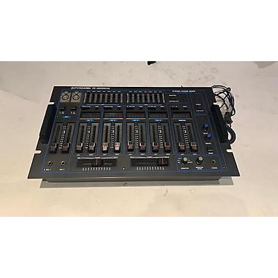 Pyramid PR8200 Echo DJ Mixer