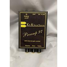 K&K PREAMP 97 Pedal