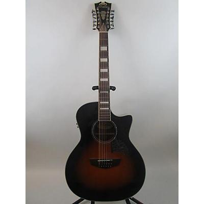 D'Angelico PREMIER GRAND AUDITORIUM DALPG212VSBGC 12 String Acoustic Electric Guitar