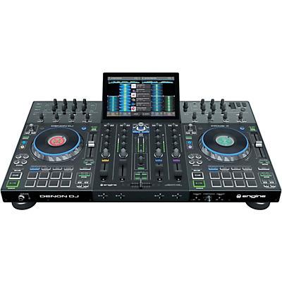Denon DJ PRIME 4 Professional 4-Channel DJ Controller