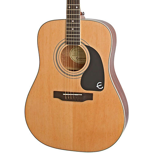 epiphone pro 1 plus acoustic guitar natural musician 39 s friend. Black Bedroom Furniture Sets. Home Design Ideas