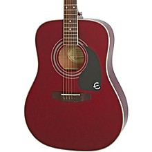 PRO-1 PLUS Acoustic Guitar Wine Red