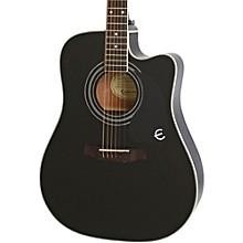 PRO-1 Ultra Acoustic-Electric Guitar Ebony