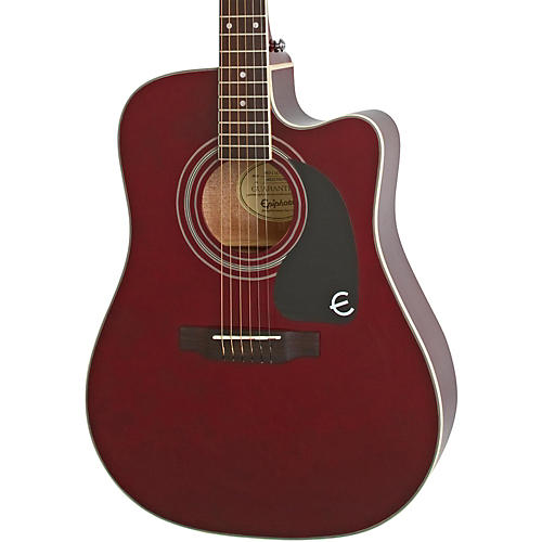 Epiphone Pro 1 Ultra Acoustic Electric Guitar Musician S Friend