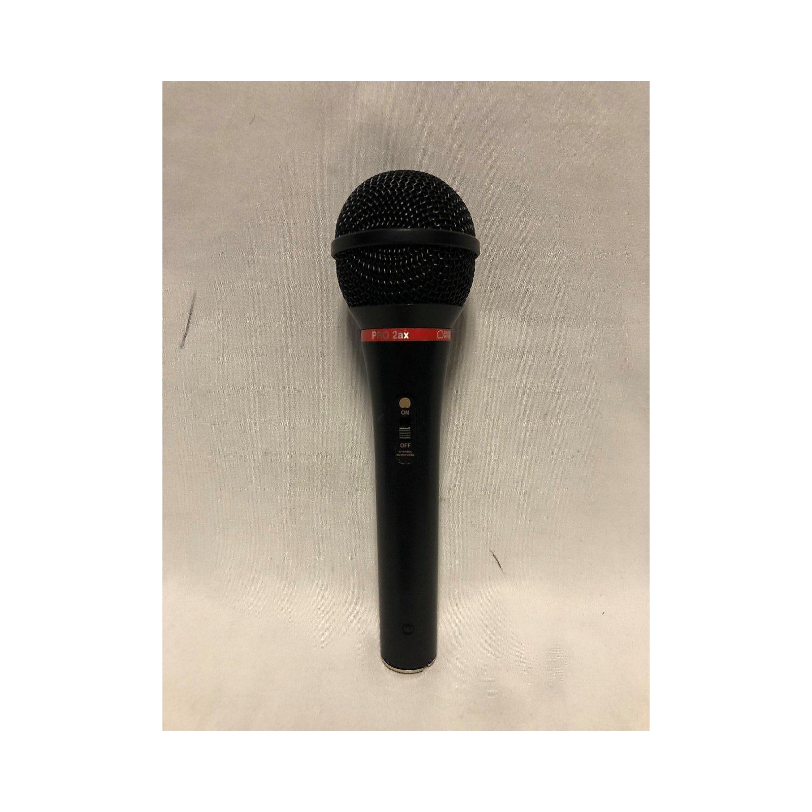 Audio-Technica PRO 2ax Dynamic Microphone