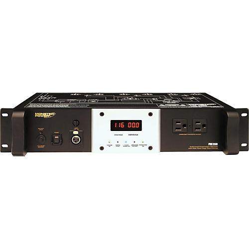 Monster Cable PRO 3500 Rack PowerCenter