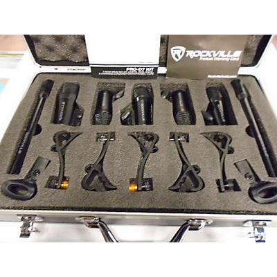 Rockville PRO-D7 Percussion Microphone Pack