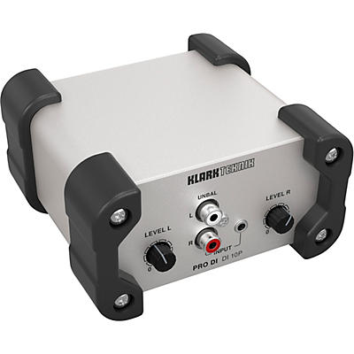 Klark Teknik PRO DI 10P Passive DI Box
