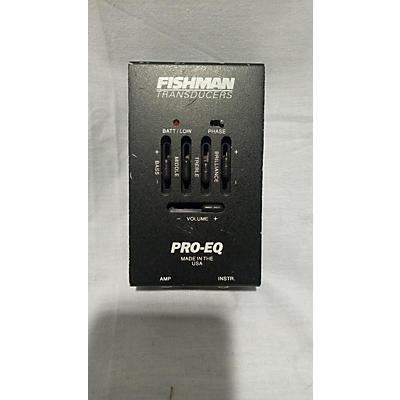 Fishman PRO-EQ Pedal