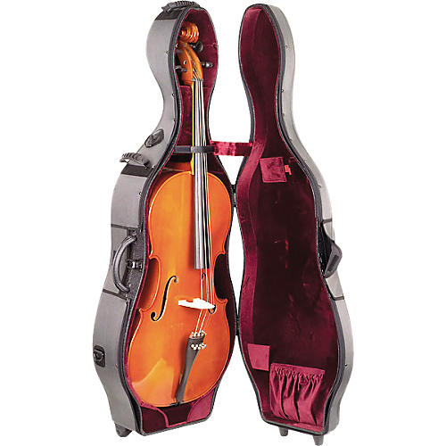 Protec PRO Pac Cello Case with Wheels