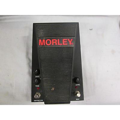 Morley PRO SERIES DISTORTION WAH Effect Pedal