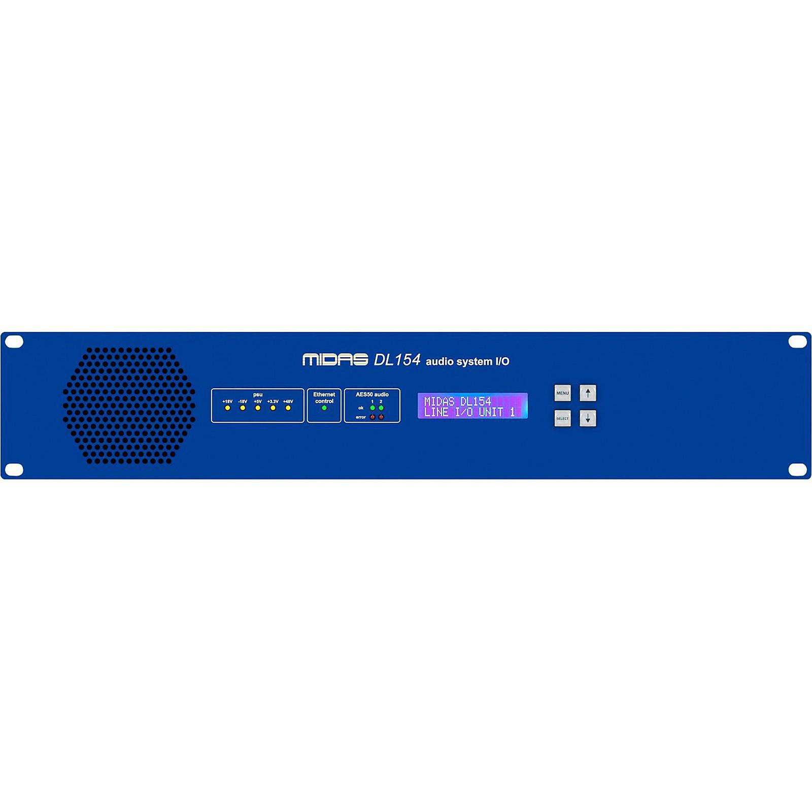 Midas PRO SERIES DL154 Digital Stage Box