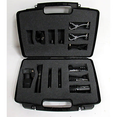 Audio-Technica PRO SERIES DRUM KIT - 7 PIECE Percussion Microphone Pack