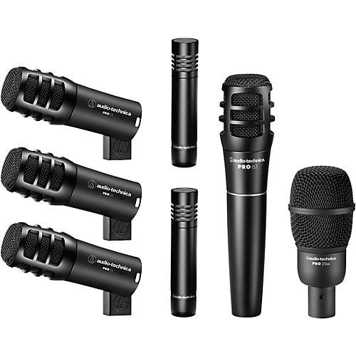 Audio-Technica PRO SERIES DRUM KIT - 7 PIECE