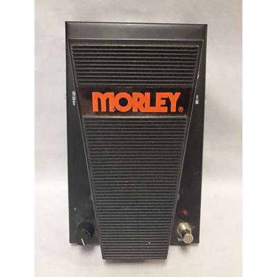 Morley PRO SERIES WAH PWA Effect Pedal