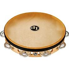 PRO Single Row Headed Tambourine 10 in. Aluminum