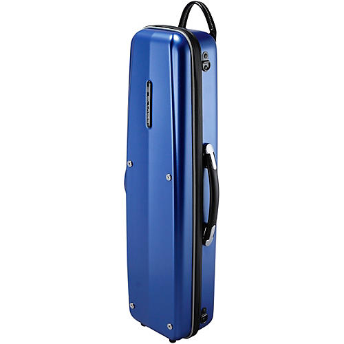GL Cases PRO Soprano Saxophone Blue ABS Case