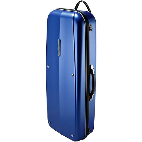 GL Cases PRO Tenor Saxophone Blue ABS Case