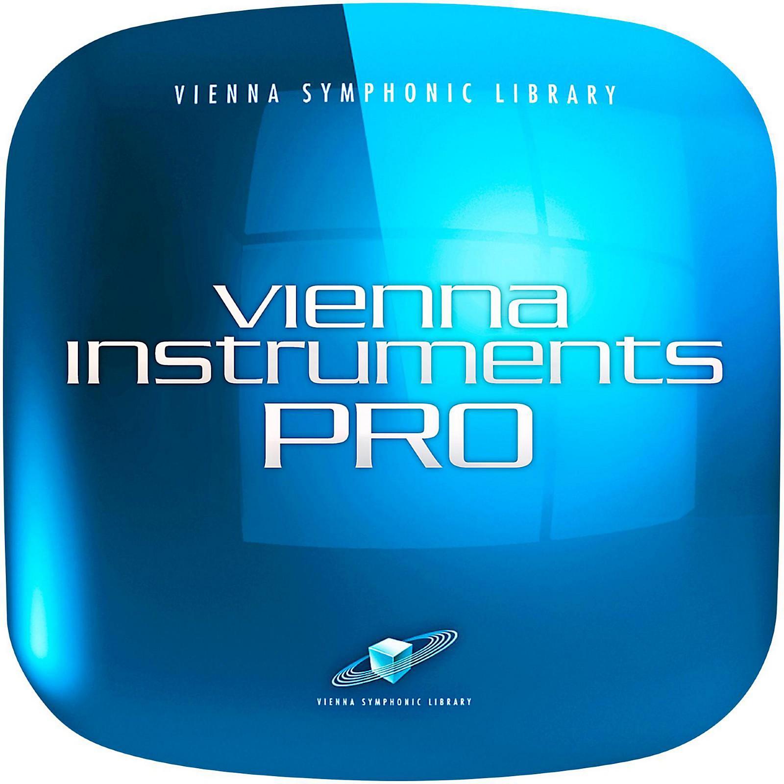Vienna Instruments PRO V2 Software