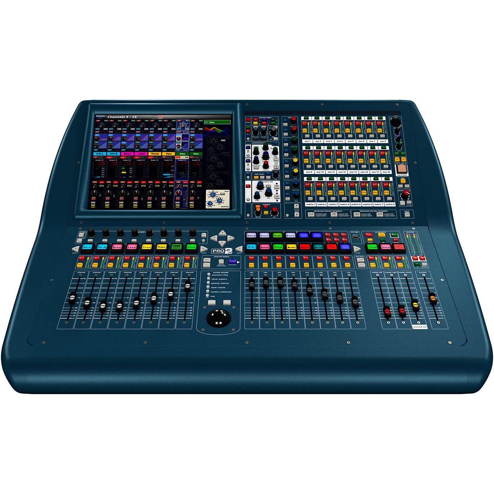 Midas PRO2C-CC-TP 64-Channel Compact Digital Console