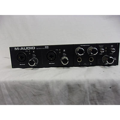M-Audio PROFIRE610 Audio Interface