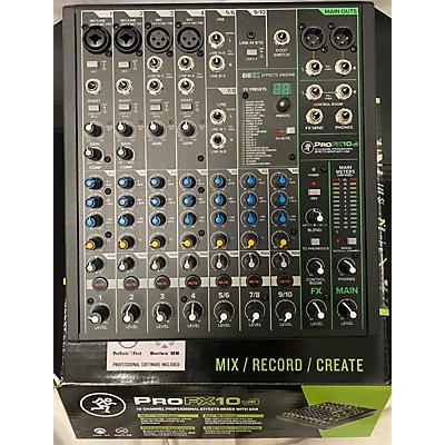 Mackie PROFX10V3 Powered Mixer