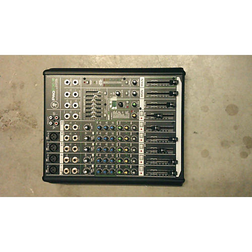 PROFX8 Unpowered Mixer