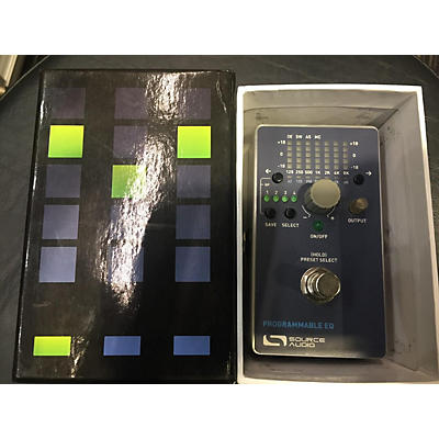 Source Audio PROGRAMABLE EQ Pedal