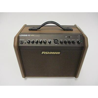 Fishman PROLBC500 LOUDBOX MINI CHARGE Acoustic Guitar Combo Amp