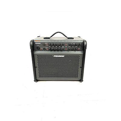 Fishman PROLBX400 Loudbox 100 100W Acoustic Guitar Combo Amp