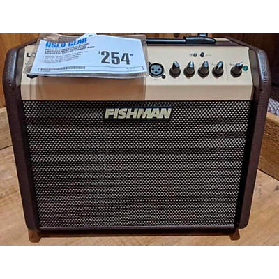 Fishman PROLBX500 Loudbox Mini Bluetooh Acoustic Guitar Combo Amp
