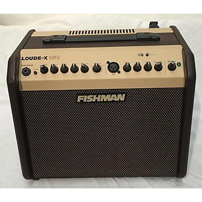 Fishman PROLBX500 Loudbox Mini Bluetooth Acoustic Guitar Combo Amp