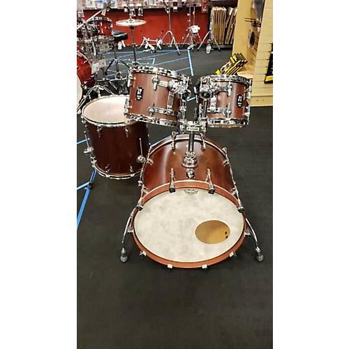 SONOR PROLITE STAGE 3 Drum Kit NUSSBAUM RED