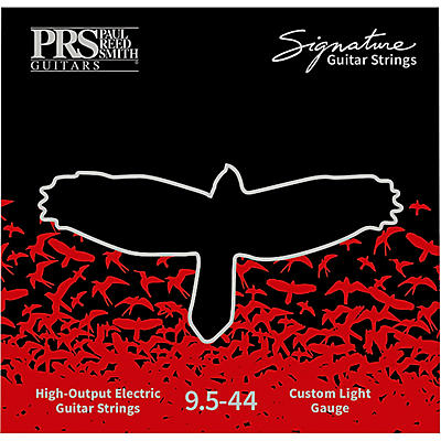 PRS PRS Signature Electric Guitar Strings, Custom Light (.095-.044)