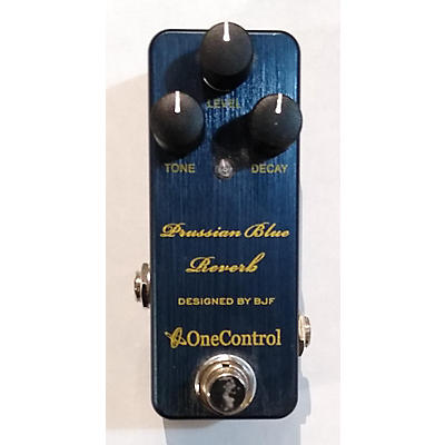 One Control PRUSSIAN BLUE Effect Pedal