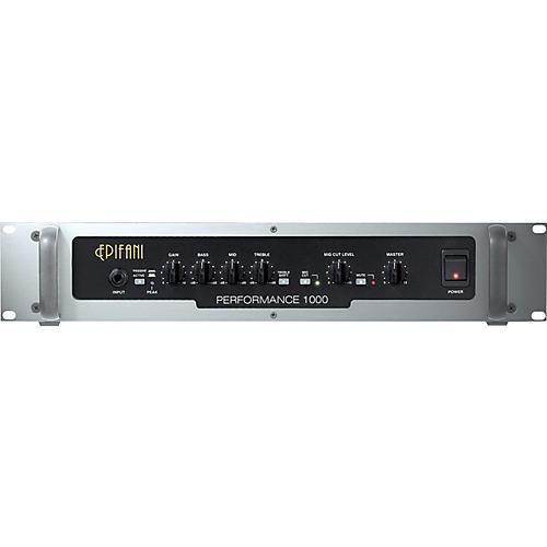 Epifani PS 1000 Bass Amp Head