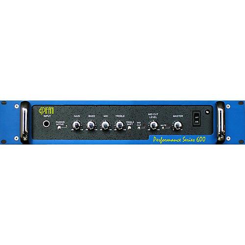 Epifani PS 600 Single Channel Bass Amp Head