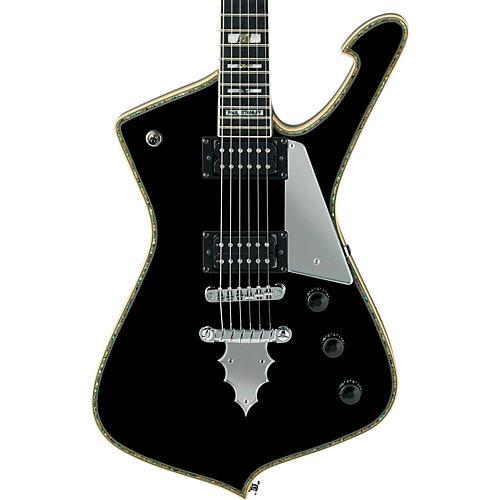 Ibanez PS Series PS120 Paul Stanley Signature Electric Guitar Gloss Black