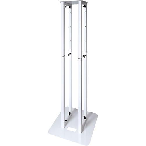 Novopro PS1 XXL Adjustable Podium Stand, White