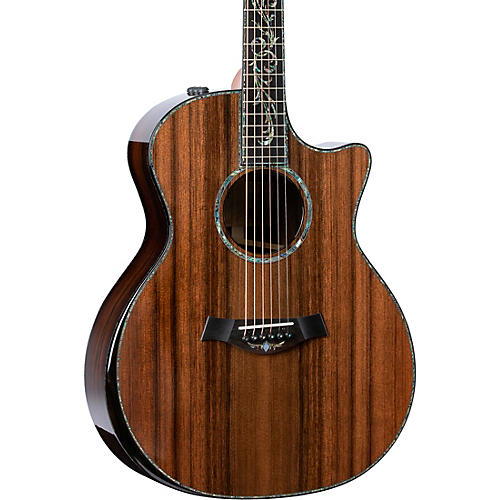 Taylor PS14ce Limited Edition Grand Auditorium Acoustic-Electric Guitar Shaded Edge Burst