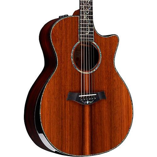 Taylor PS14ce V-Class Grand Auditorium Acoustic-Electric Guitar